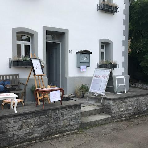 Atelier von Kieselsteinkunst.de